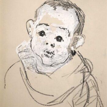 Schenk.Modern Lyonel Feininger Portrait Andreas Feininger